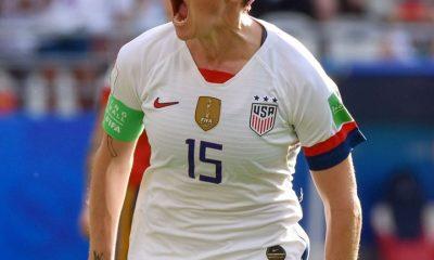 Coupe du monde de football FIFA 2019 - États-Unis - Megan Rapinoe