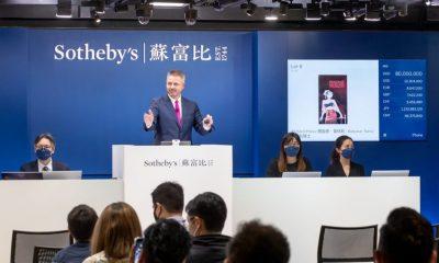 $37 M. Basquiat Leads Sotheby's $108.2 M. Sale in Hong Kong – ARTnews.com