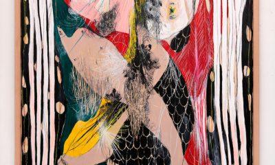 Naotaka Hiro's Abstract Demon Recalls the Work of Francis Bacon – ARTnews.com
