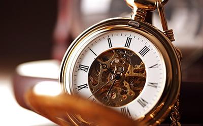 Время идёт