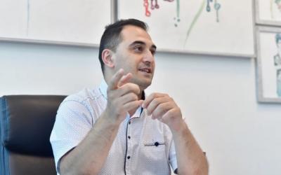 Faruk Cibiz, biznis direktor Centra za vantjelesnu oplodnju i zdravlje žena Bona Dea.