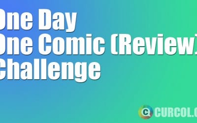 One Day One Comic (Review) Challenge