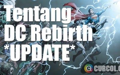 Lagi Tentang DC Rebirth