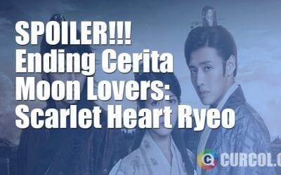 Bocoran Akhir Cerita Moon Lovers: Scarlet Heart Ryeo