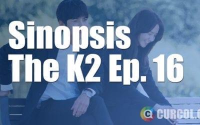 Rekap Sinopsis The K2 Episode 15 & Preview Episode 16 (11 November 2016)