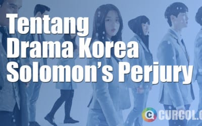 Tentang Drama Korea Solomon's Perjury (JTBC, 2016)