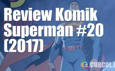 Review Komik Superman #20 (2017)
