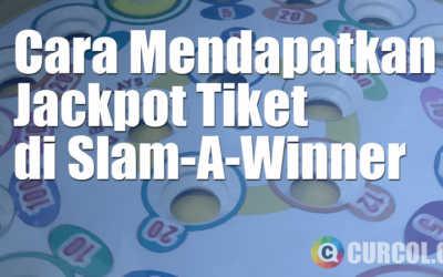 Cara Mendapatkan Jackpot Tiket di Mesin Arcade Slam-A-Winner / Hole-In-One