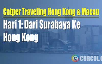 Dari Surabaya Ke Hong Kong
