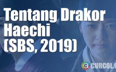Tentang Drakor Haechi (SBS, 2019)