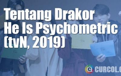 Tentang Drakor He Is Psychometric (tvN, 2019)