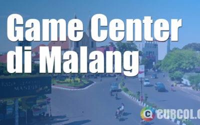 Liburan di Malang Main Game Dimana?