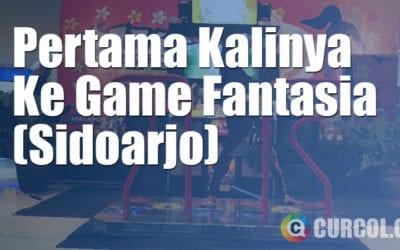 Pertama Kalinya Ke Game Fantasia (Sidoarjo)