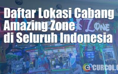 Daftar Lokasi Cabang Amazing di Seluruh Indonesia