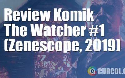 Review Komik The Watcher #1 (Zenescope, 2019)