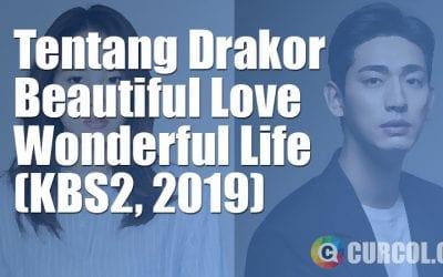 Tentang Drakor Beautiful Love Wonderful Life (KBS2, 2019)