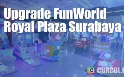 FunWorld Royal Plaza Di-Upgrade Lagi