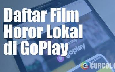 Daftar Film Horor Indonesia di GoPlay