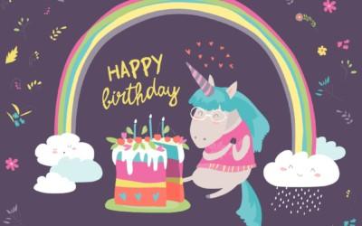Die perfekte Einhorn-Geburtstagsparty für Kinder