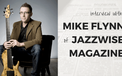Informing & Inspiring the Jazz scene: Q&A with Mike Flynn of Jazzwise Magazine)