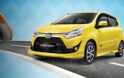Harga Mobil Toyota Agya Terbaru