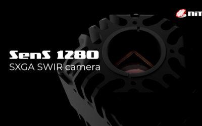 Discover SenS 1280 – SXGA SWIR camera