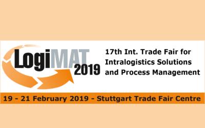 Les emballages responsables de NO-NAIL BOXES au LogiMat de Stuttgart !