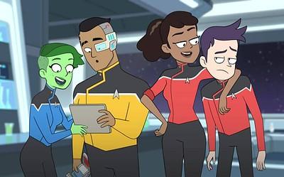 Nowe materiały promujące trzy produkcję z uniwersum Star Trek!