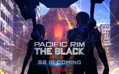 Pacific Rim: The Black z odnowieniem na 2 sezon