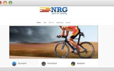 NRG Sport en Voeding