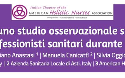 Resilienza e Mindfulness: un Poster Scientifico per il Risk Forum di Arezzo 2020