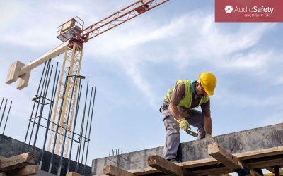 Cantiere edile: fattori di rischio per la salute