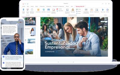 Nuevo iSpring Suite Max: Herramienta rápida para la creación de cursos de eLearning en español