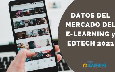 DATOS DEL MERCADO DEL E-LEARNING y EDTECH 2021