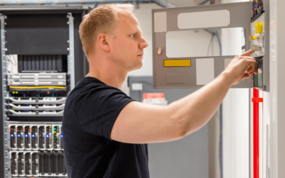 Data Center Fire Protection Standards: 3 Levels of Fire Protection