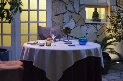 Le Patio – restaurant une étoile Michelin à Arcachon
