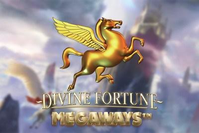 Divine Fortune MEGAWAYS på online casino