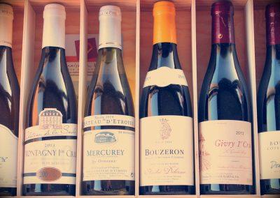 Séminaire dégustation de vins de Bourgogne