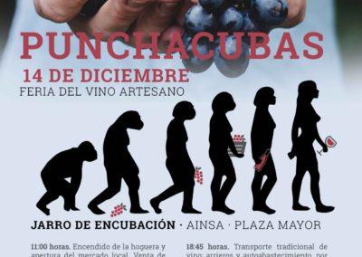 Punchacubas - Feria del Vino Artesano - Ainsa 14 de Diciembre