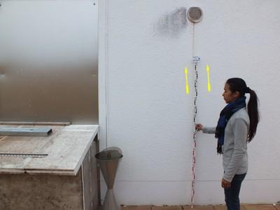 Beweissicherung vor Baubeginn Aufnahme von Rissen vor Baubeginn