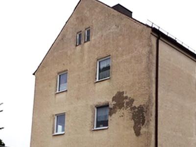 Baumangel bei Hauskauf Risse