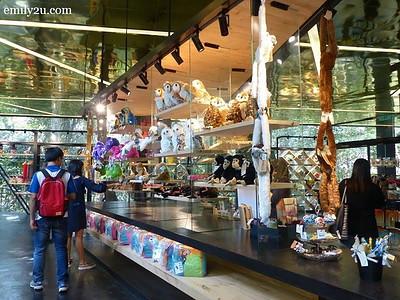 18. jungle-themed souvenir store