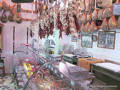 Butcher Shop Haven~~Marcelleria Falorni