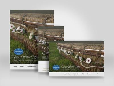 Sussex Willow Coffins Website