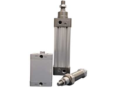 pneumatic actuator ISO