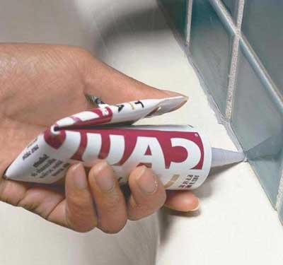 герметик для герметизации ванны