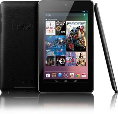 Tablet Google Nexus 7 v předprodeji