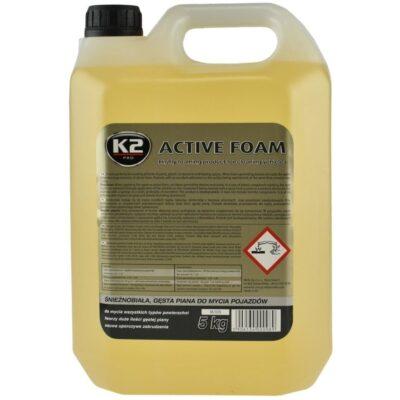 K2 ACTIVE FOAM - pachnąca piana aktywna 5 KG
