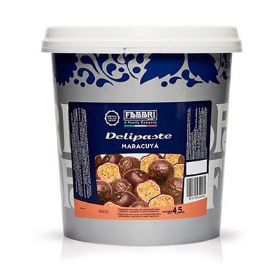 DELIPASTES FRUTALES MARACUYA 4 kg fabbri