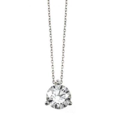 colgante diamante